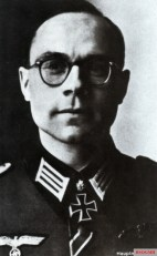 Oberleutnant der Reserve Günther Hilt.