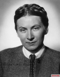 Gertrud Scholtz-Klink.