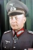 Generalfeldmarschall Paul Ludwig Ewald von Kleist.