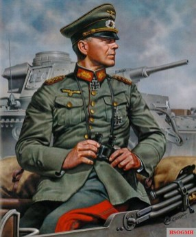 Field Marshall Paul Ludwig Ewald von Kleist.