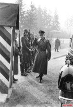 Carl-Heinrich von Stülpnagel in German-occupied Poland, 1941.