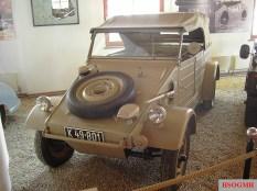 VW Kübelwagen type 82.