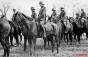 Cavalrymen of the SS Cavalry Brigade. September 1941.