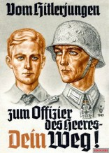 From the Hitler Youth to the Army Officer - Your Way! by Wolfgang Willrich, 1943.