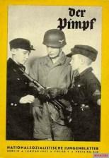 Title page of the HJ magazine Der Pimpf.
