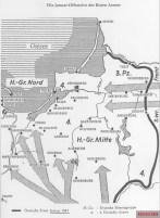 Final battle in East Prussia ,January 1945.