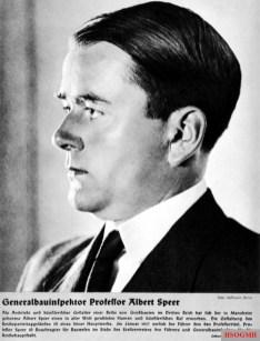 General Building Inspector (GBI) Albert Speer.