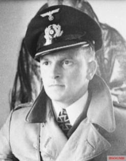 Herbert Schultze in 1941.