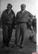 Ernst Udet and Thea Rasche.