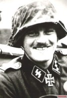 Gerhard Bremer on the Eastern Front.