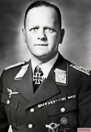 Generalfeldmarschall Erhard Milch, 1892-1972.