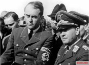 Albert Speer and Erhard Milch.
