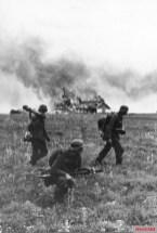 Grossdeutschland Division soldiers during Operation Barbarossa, 1941.