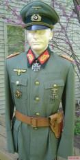 Erich Schopper's uniform.