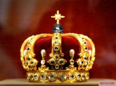 Made for Wilhelm II, the Prussian Royal Crown.