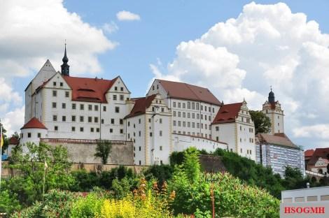 Castle Colditz in 2011.