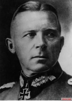General der Infanterie Karl Strecker.