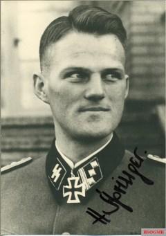 """Heinrich """"Hein"""" Springer."""
