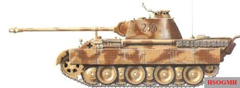 Panzerkampfwagen V.