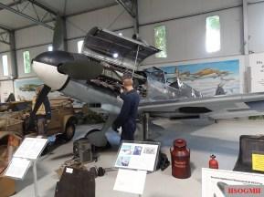 Messerschmitt Bf 109 G-2.
