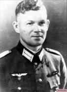 Oberst Hans-Georg Brandt.