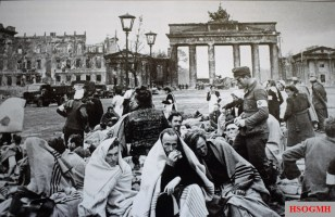 Berliners after the Battle.