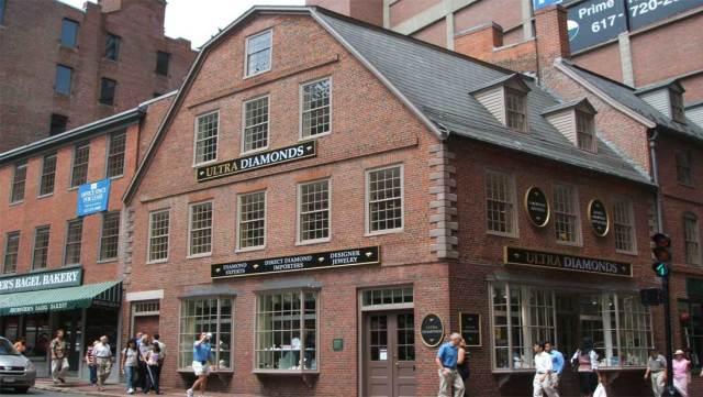 Resultado de imagen de old corner bookstore boston
