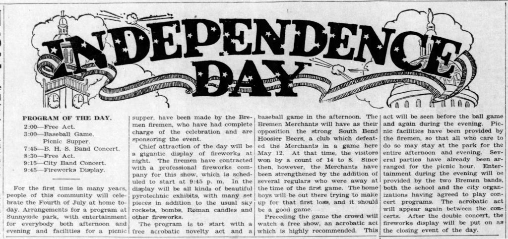 Independence Day celebrated - 1st since 1910 - Enquirer - Jul_4__1940_