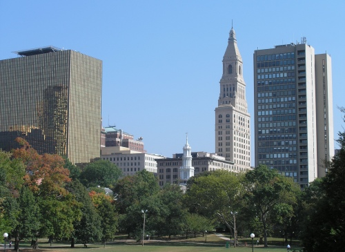 Hartford – Historic Buildings of Connecticut