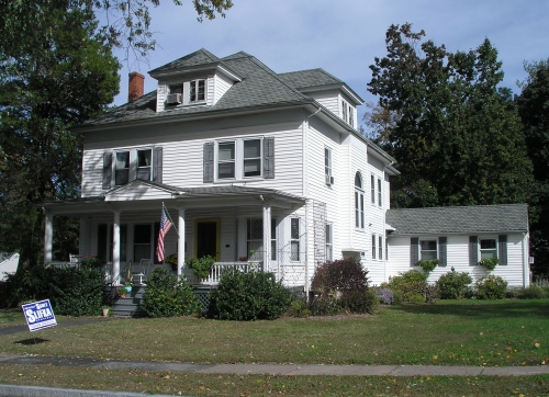 Edward W. Morley House (1906) - Historic Buildings of ...
