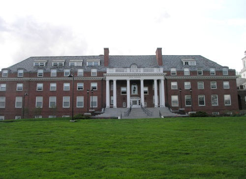 Choate Rosemary Hall: Hill House (1911)