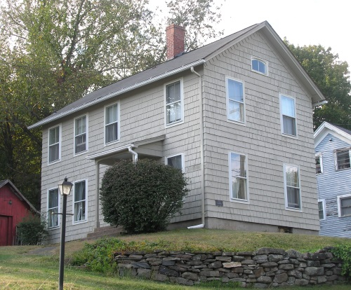 Martin Moon House (1866) – Historic Buildings of Connecticut