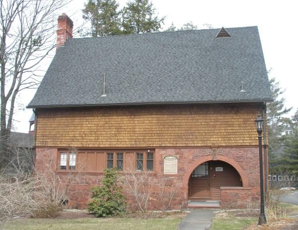 e1a251b8f1fa Miss Porter s School Studio (1885) – Historic Buildings of Connecticut