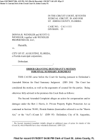 ORDER_GRANTING_DEFENDANT'S_MOTION_FOR_FINAL_SUMMARY_JUDGMENT_Page_01