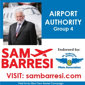 Sam Barresi for Airport Authority Group 4