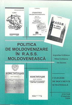 Coperta Politica de moldovenizare