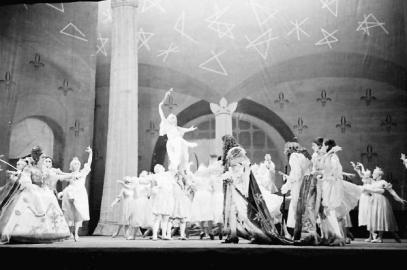 Spectacol la Opera din Odesa, iunie 1943