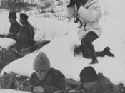 1942 infanterişti români la Don