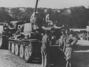 1942 tanchişti români în Crimeea