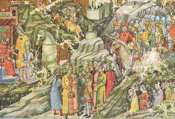 Venirea maghiarilor în Transilvania