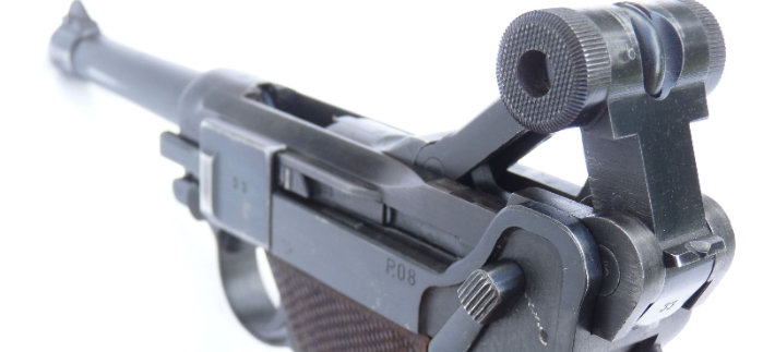 "Pistolul Luger 08 ""Parabellum"""