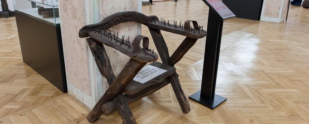 Tortura medievală, așa cum a fost. Și poze cu instrumente de tortură
