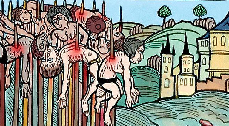 Prima variantă a povestirilor germane despre Vlad Țepeș tradusă în română