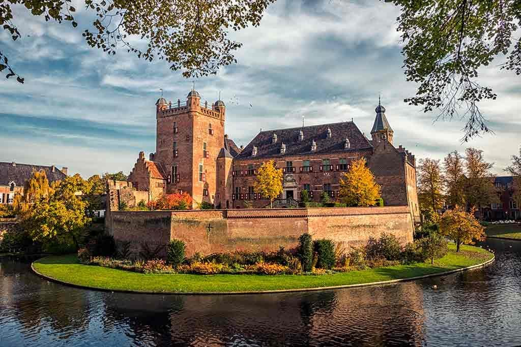 The Best Castles In The Netherlands Historic European