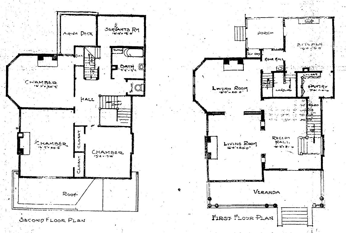 Funeral Home Design Plans