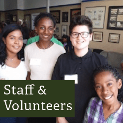 Staff and Volunteers Link