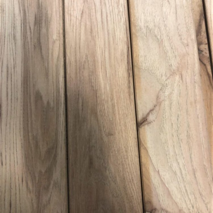 150 sf end matched mixed hardwood
