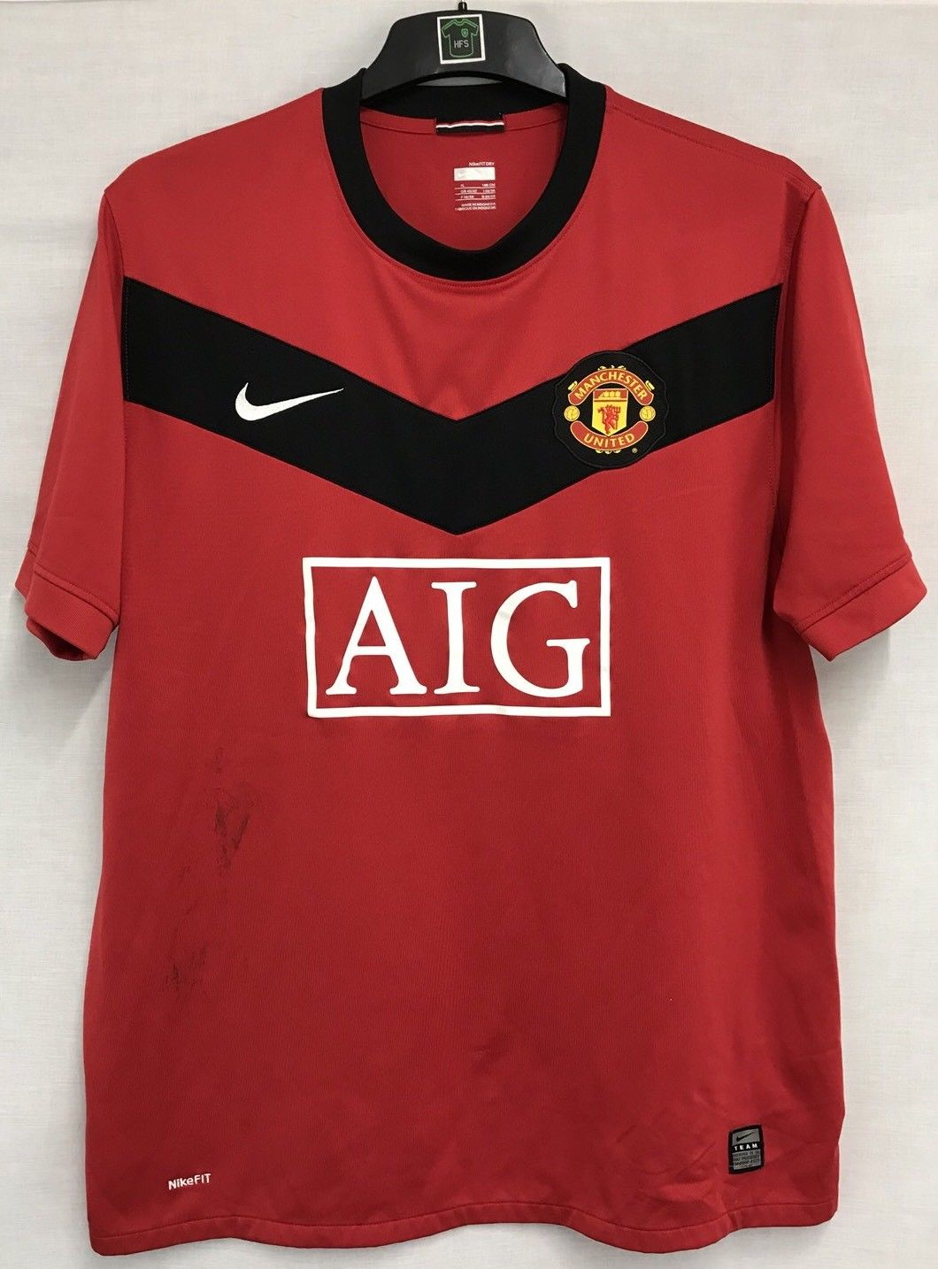 All items are carefully described but. Manchester United Eric Cantona 7 Football Shirt 2009 10 Adults Xl Nike A527 Historic Football Shirts
