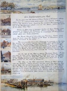 An explanation of the Gosport seal