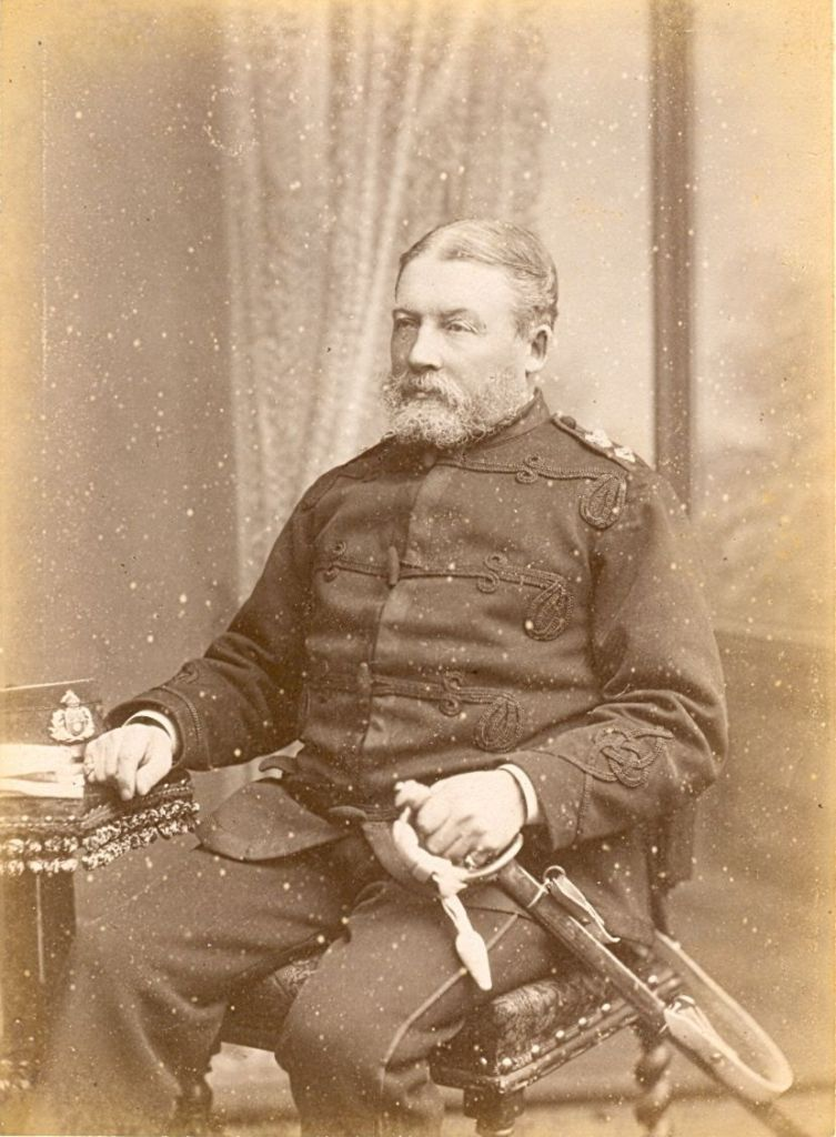 Colonel Charles Mumby
